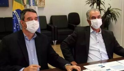 Eduardo Riedel é aposta do PSDB para disputa ao governo em 2022