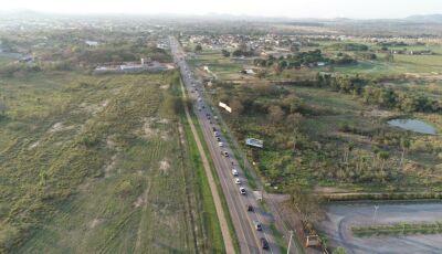 Durante feriado, 10,9 mil pessoas passaram pela Barreira Sanitária em Bonito (MS)