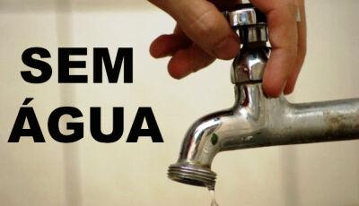 TEM ÁGUA AÍ?: Troca de bomba pode deixar 02 bairros sem água até às 17h em Bonito (MS)