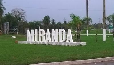 Miranda confirma mais 2 óbitos por covid-19; coronavírus já fez 25 vítimas fatais na cidade