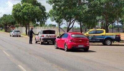 Bonito e mais 10 bases da PMR começam 'Operação Finados' com número maior de policiais