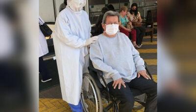 Em Nota, assessoria informa que Onevan foi transferido para SP para concluir tratamento de Covid-19