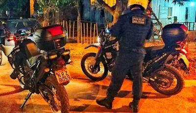 Polícia Militar intensifica ações para coibir festas clandestinas durante o réveillon