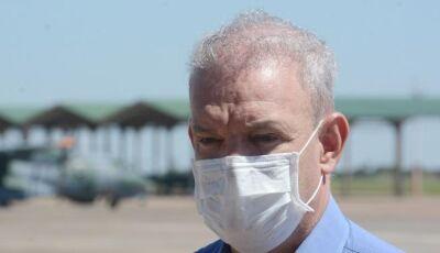 VACINA NO MS: Geraldo Resende embarca para buscar vacinas contra a Covid em São Paulo