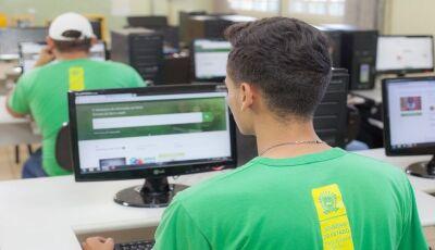 Período de pré-matrículas da Rede Estadual se encerra nesta quarta-feira, faça tudo online