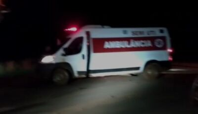 Após 23 horas de buscas, Ambulância desaparecida é encontrada