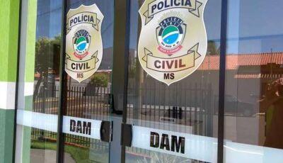 Ação conjunta das polícias prende suspeito de estuprar 05 crianças em MS