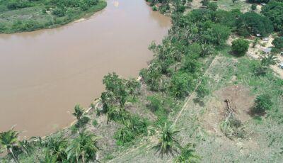 PMA autua pecuarista em R$ 36,6 mil por desmatamento ilegal e outros abusos