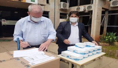 SES repassa cinco mil testes à Sesau para enfrentamento à Covid-19