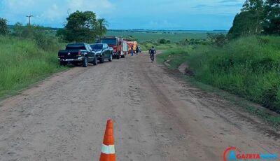 TRAGÉDIA: Jovem de 17 anos morre após carro que viajava tombar