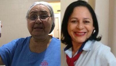 Covid mata duas funcionárias de 41 e 30 anos de trabalho na saúde de MS