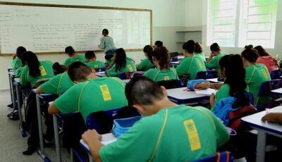 Escola da Rede Estadual na Capital já trabalha nos preparativos para o início do Ano Letivo