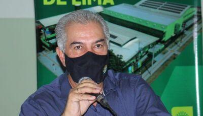 Em Maracaju, Reinaldo Azambuja anuncia importantes obras nas áreas do esporte e educação
