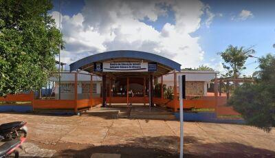 Escola tem 7 funcionários que testam positivo para Covid-19 e local é desinfetado em MS