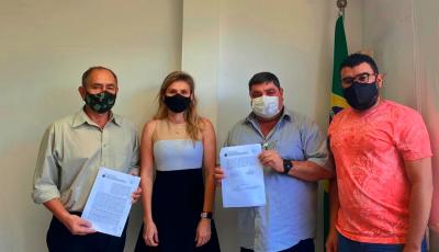 BONITO: Assinada cessão onerosa da Gruta do Lago Azul, prefeito comemora e promete nova escadaria
