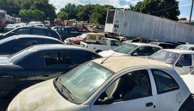 LEILÃO para vender bens apreendidos com o tráfico continua com lances a partir de R$ 100 reais