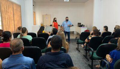 Jornada Pedagógica para volta às aulas da Rede Municipal de Ensino tem início em Bonito (MS)