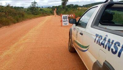 ATENÇÃO MOTORISTAS redobrar a atenção na entrada da rodovia do Quati em Bonito (MS)
