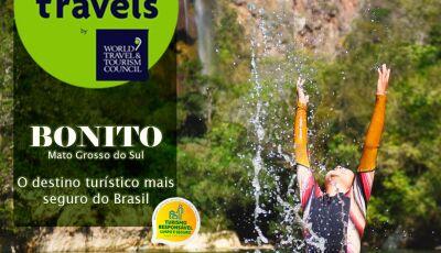 Você sabia que Bonito (MS) é a cidade mais segura do Brasil?