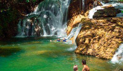 Roteiro de Férias: Vocês já conhecem o atrativo Cachoeiras Serra da Bodoquena?