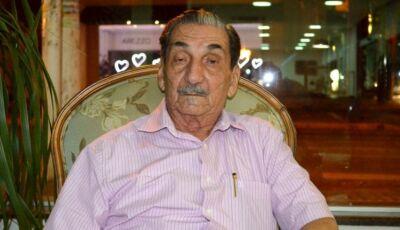 LUTO: Morre aos 91 anos o coronel Adib Massad, lenda da segurança nas fronteiras de MS