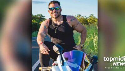 Dono de casa noturna morre em batida de moto nas estradas de MS