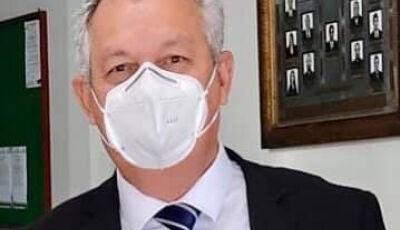 PELA VIDA: Internado há 13 dias, prefeito de Miranda tem piora em quadro clínico