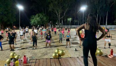 Projeto Movimente Seu Bairro realiza programação em comemoração a semana da mulher em Bonito