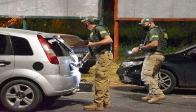 Operação Cidade Segura flagram 45 motoristas embriagados em Aquidauana e Miranda