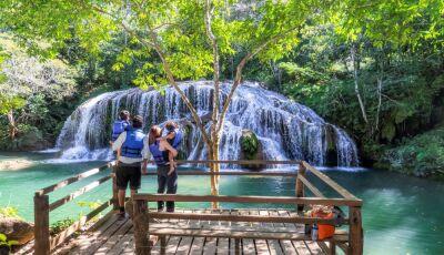 Atrativos turísticos de Jardim, Bodoquena e balneários voltam a operar com capacidade reduzida