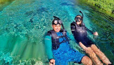 Se flutuar é bom, escolher as águas cristalinas de Bonito (MS) é ter a viagem perfeita, confira