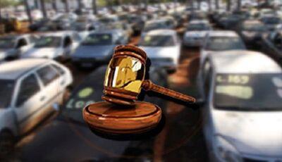 LEILÃO: Pátio Zero do Detran oferta 180 veículos em leilão online, veja como participar
