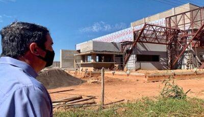 Em Bonito, Riedel vistoria obras do Governo de MS que trazem desenvolvimento econômico e turístico