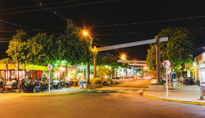 BONITO tem novo TOQUE DE RECOLHER, e comércio volta a funcionar normalmente