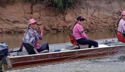 Projeto 'Sereias do Miranda' incentiva mulheres a se tornarem guias de pesca