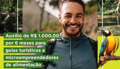Auxílio de R$ 1.000 aos Guias Turísticos estão no pacote de R$ 763 milhões para apoiar setores em MS