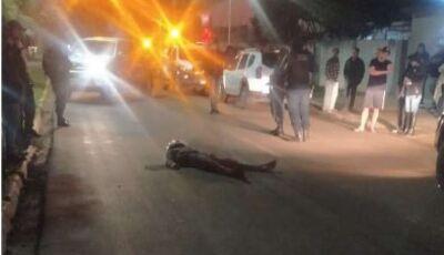 Assaltante é morto após tentar roubar e atirar contra policial civil