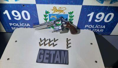 Homem tenta matar a ex a tiros em propriedade rural de Aquidauana