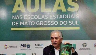 AULAS PRESENCIAIS: Escola estão prontas e preparadas para receber os alunos, destaca governador