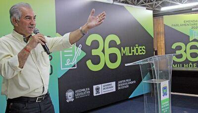 Governador autoriza repasse de R$ 36 milhões em emendas parlamentares para municípios e entidades