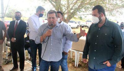 Estado garante instalação de frigorífico que deve gerar 300 empregos diretos em Miranda