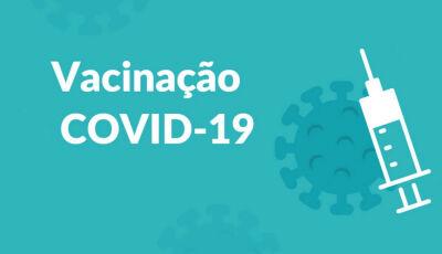 Quem tomou a 1ª da AstraZeneca, Pfizer e Coronavac, pode tomar a 2ª nesta sexta-feira em Bonito (MS)