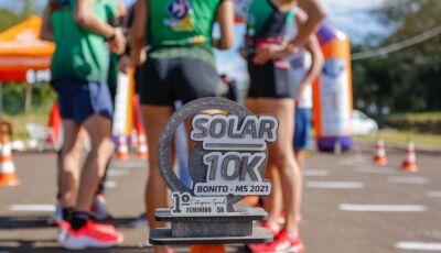 BONITO: Corrida de rua Solar 10k agitou o último domingo, confira os ganhadores