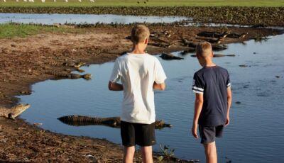 Pacote de incentivos do Governo MS garante retomada do turismo nos pantanais de Coxim