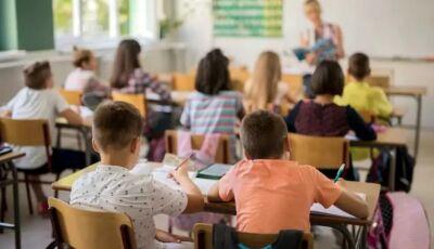 Inscrição para professor temporário na Escola Durvalina Dorneles começa nesta terça-feira em Bonito