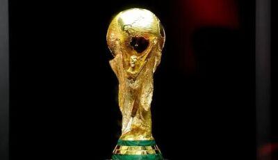 Site de apostas online 1xBet mudou as chances do vencedor da próxima Copa do Mundo