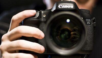Atenção fotógrafos: Fundação de Cultura oferece curso gratuito de Fotografia, veja como fazer