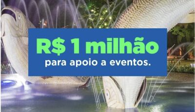 RETOMADA: Prefeituras terão apoio para eventos geradores de fluxo no montante de R$ 1 milhão