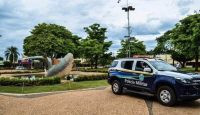 Polícia prende 02 indivíduos com mandado de prisão em menos de 2 horas na área central em Bonito