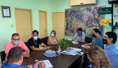 Prefeitura firma parceria com IFMS para realização de cursos técnicos para à população em Bonito
